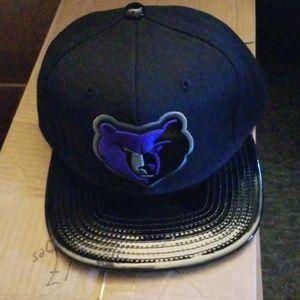 96 snap back Memphis Grizzlies